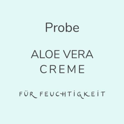 Probe Aloe Vera Creme